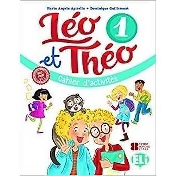 Leo et Theo 1 - Livre de I'eleve + Cahier d'activités