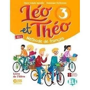 Leo et Theo 3 - Livre de I'eleve + Cahier d'activités