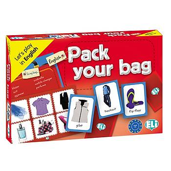 PACK YOUR BAG