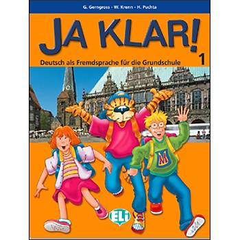 Ja Klar! 1 Lehrbuch + Arbeitsbuch