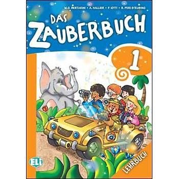 Das Zauberbuch 1 Lehrbuch + Arbeitsbuch