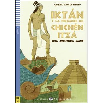 Iktan y la piramide de Chichen Itza