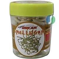 Smellworm Silikon Kemik (boru) Kurdu Krem