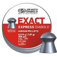 JSB DIABLO EXACT EXPRESS 4.51 MM HAVALI SACMA
