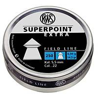 Superpoint Extra 0,53 gr RWS 4,5 mm. Saçma