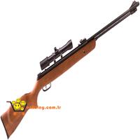Jetsan Namludan Kurma Havalý Tüfek 4.5 mm (Hediyeli)