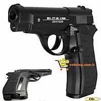 Cybergun M84 Fixed Havalý Tabanca (4.5 mm) (Hediyeli)
