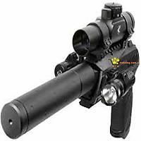 Gamo PT-85 Blowback Socom Havalý Tabanca (4.5mm) (Hediyeli)