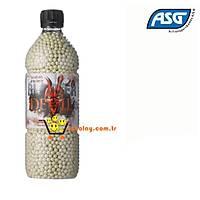 ASG 6 mm Plastik Airsoft Bilye 0.20 gr 6000 adet 16172