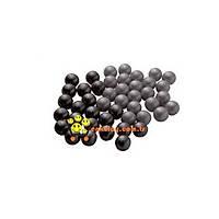 Umarex Plastik Boncuk 0,43 Cal. Siyah 1/100