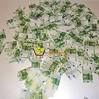 Konfeti Banknot- Euro 30cm (100 Adet)