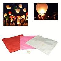 Uçan Gökyüzü Gece Balon Feneri-Dilek Feneri