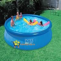 Ýntex 56410 Büyük Boy Aile Havuzu 457x91Cm