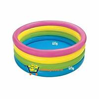 Intex 4 Boğumlu Sunset Şişme Çocuk Havuzu (56441)