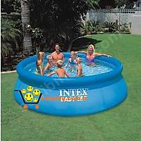 Ýntex 56930 Büyük Aile Havuzu 366x91CM