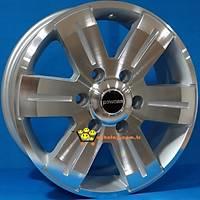 4X4 16 Bk-562 Çelik Jant
