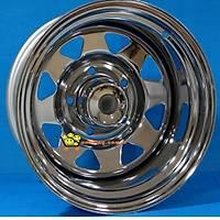 4X4 15 Trk-Lx027 Çelik Jant
