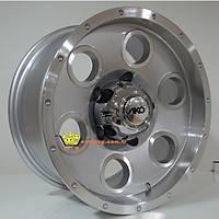 4X4 15 Bk-412 Çelik Jant