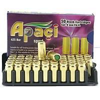 Apache Sarý 9mm Ses Mermisi