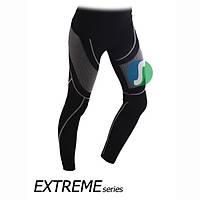 Extreme Erkek Uzun Tayt Siyah S/m