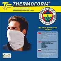 Fenerbahçe Yetiþkin Boyunluk Þardonlu Beyaz