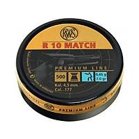 Rws 4.5mm R10 Match Hv 0.53gr