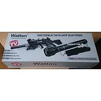 Watton 3W Zoomlu Fener WT-068