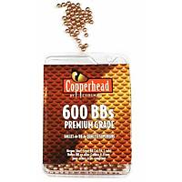Copperhead Bakýr Havalý Tabanca Bilyesi (600 lü)