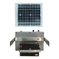 Solar Güneş Enerjili Elektrikli Çit Sistemi 3ü1 arada