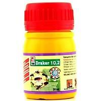 Draker 10.2 Genel Haşere Böcek İlacı 50ml
