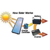 Provista solar þarj regülatörü devresi