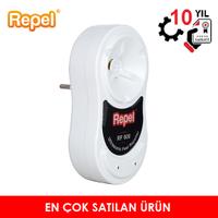 Repel RF 600 Ultrasonik Fare Akrep Kovucu Cihaz Hızlı Etki 600 m2 Etkii