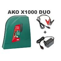 Ako X1000 Duo Elektrikli Çit Makinesi