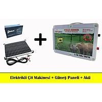 Elektrikli Çit Sistemi 3in1 Set