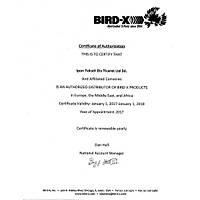 Bird-x Super Quad Blaster QB-4S Ultrasonik Kuþ Kovucu 600 m2