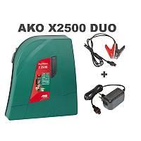 Ako Duo Power X2500 Elektrikli Çit Makinesi