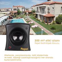 Repel Elektronik Kedi Köpek Kovucu Cihaz RH 300 M²