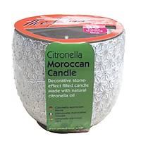 The Buzz Citronella Moroccan Candle Dekoratif Sinek Kovucu Mum