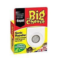 Big Cheese Ultrasonik Fare Sýçan Kovucu 37m² Etkili