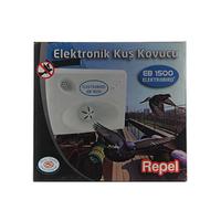 Repel Ultrasonik Kuþ Kovucu Cihaz EB 1500 M²