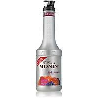 Monin Le Fruit Red Berries 1lt(kirmizi meyveler)