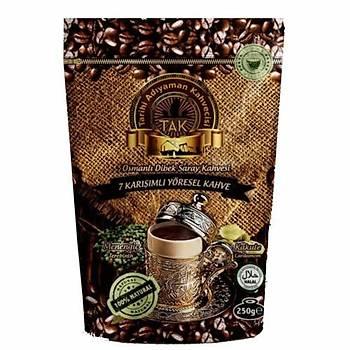 Tarihi Adýyaman Osmanlý Dibek Kahvesi 250 Gr