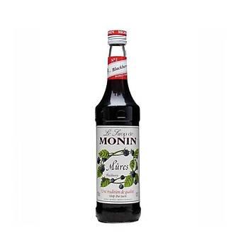 Monin Blackberry-Böðürtlen Aromalý Þurup 700 Ml