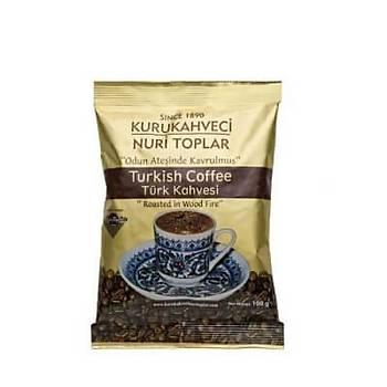 Nuri Toplar Türk Kahvesi 100 Gr