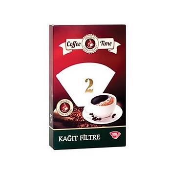 Filtre Kahve Kaðýdý 2 Numara 100 Adet