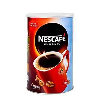 Nescafe Classic Teneke 1 Kg