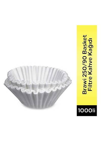 Brawi 250/90 Basket Filtre Kahve Kaðýdý 1000 Li