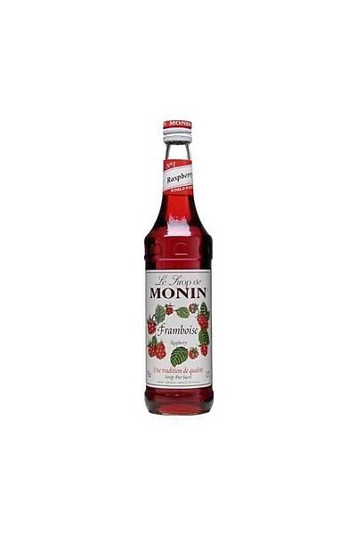 Monin Raspberry (frambuaz) Þurup 700 Ml