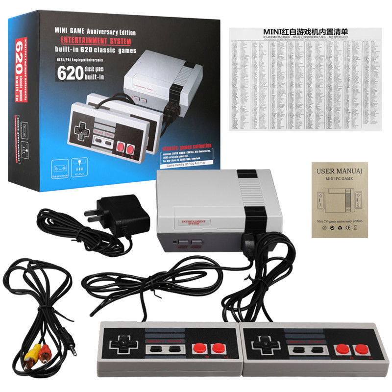 Retro Mini Game 620 Oyunlu Klasik Televizyon Atarisi « Tutyakala com