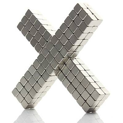 Neodymium Manyetik Küpler - Süper Mýknatýs
